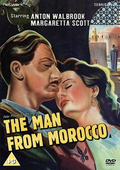 The Man From Morocco (1945) (DVD)