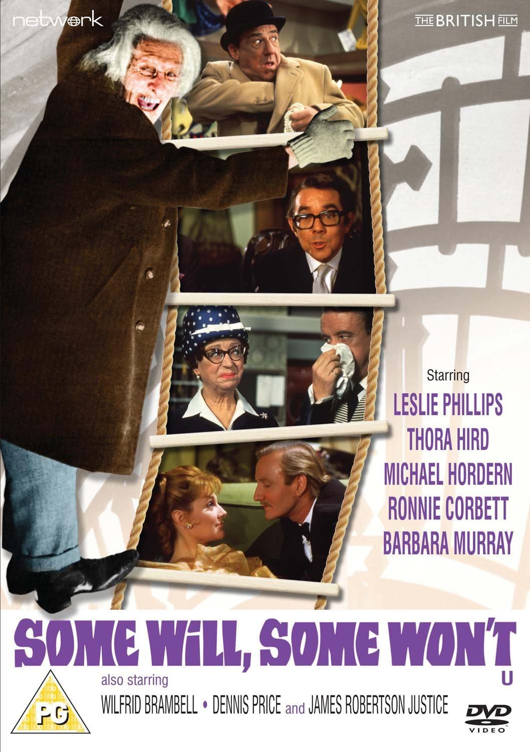 Some Will  Some Won'T (1969) (DVD)