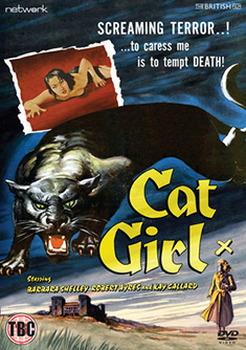 Cat Girl (1957) (DVD)