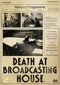 Death At Broadcasting House (1934) (DVD)