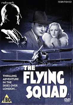 Edgar Wallace Presents: The Flying Squad (1940) (DVD)