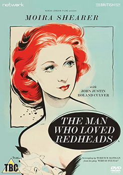The Man Who Loved Redheads (1955) (DVD)