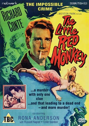 The Little Red Monkey (1955) (DVD)