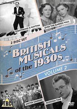 British Musicals Of The 1930S - Volume 2 (DVD)