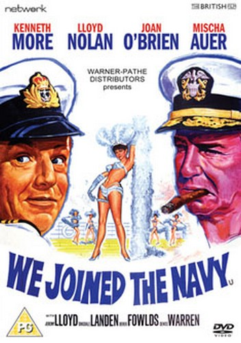 We Joined The Navy (1962) (DVD)