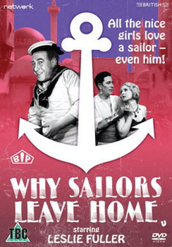Why Sailors Leave Home (1930) (DVD)