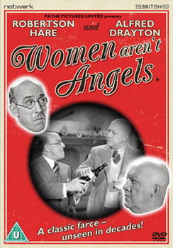 Women Aren'T Angels (1943) (DVD)