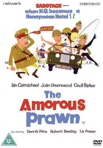 The Amorous Prawn (DVD)