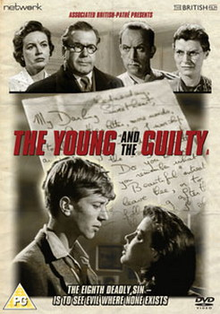The Young And The Guilty (1958) (DVD)
