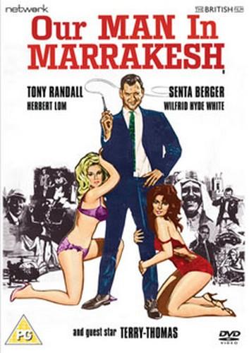 Our Man In Marrakesh (1966) (DVD)