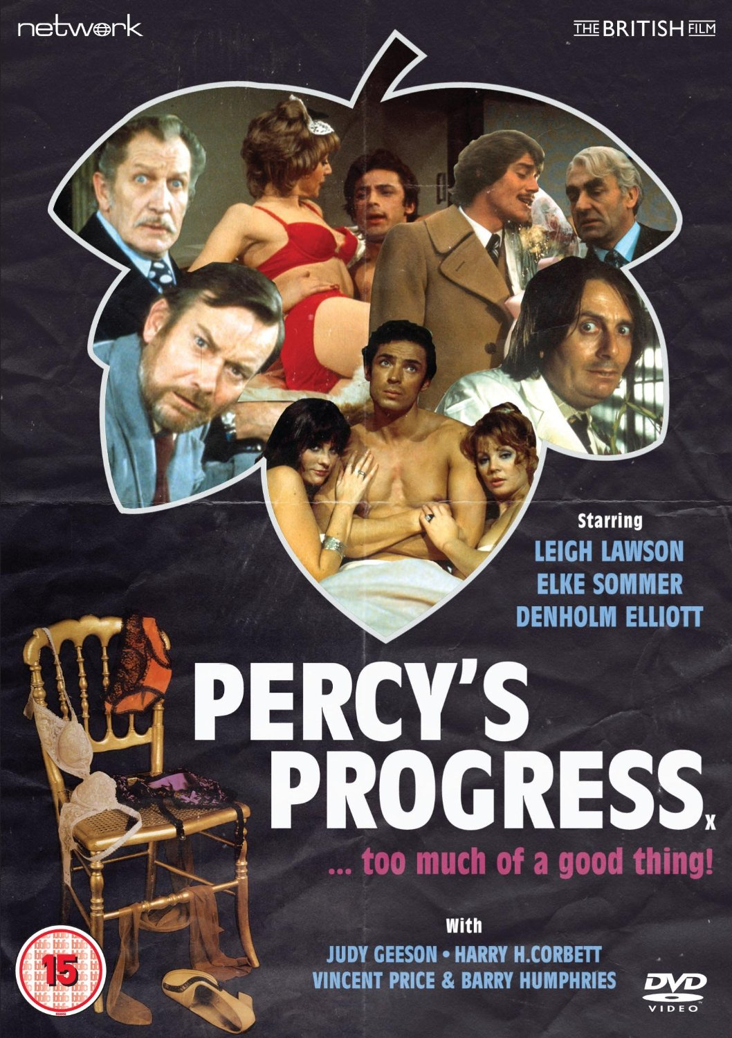 Percy'S Progress (DVD)