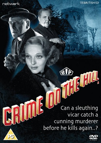 Crime On The Hill (1933) (DVD)