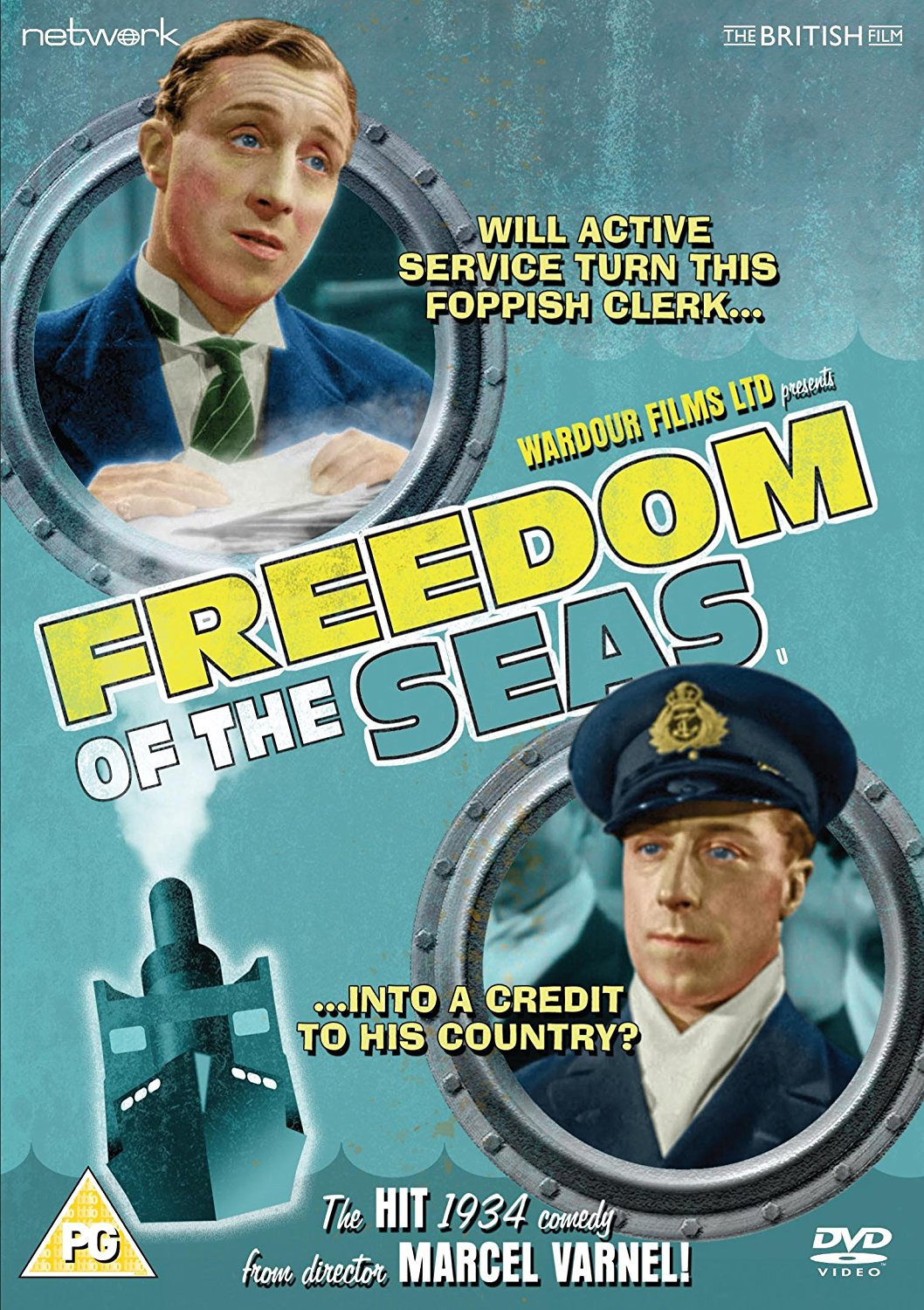 Freedom Of The Seas (1934) (DVD)
