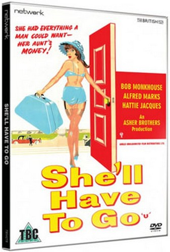 She'Ll Have To Go (1962) (DVD)