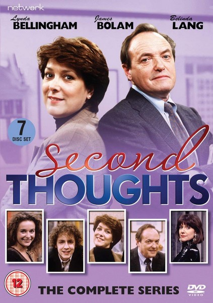 Second Thoughts: The Complete Series (DVD)