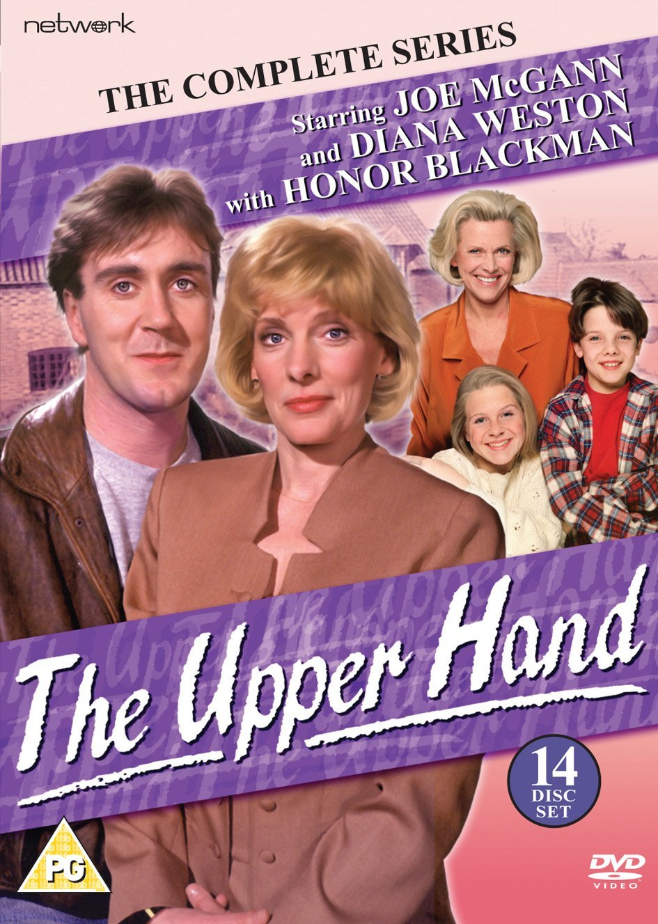 The Upper Hand: The Complete Series (1990) (DVD)