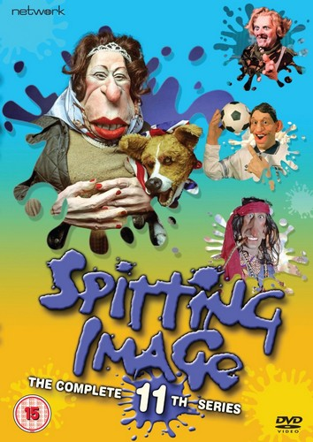 Spitting Image - The Series 11 Complete (DVD)