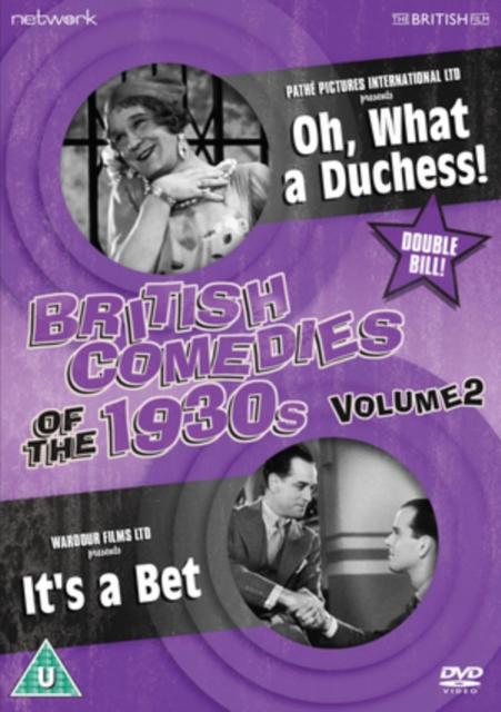 British Comedies Of The 1930S: Volume 2 (DVD)