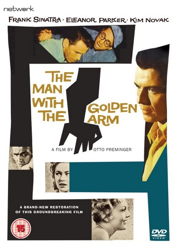 The Man With The Golden Arm (1955) (DVD)