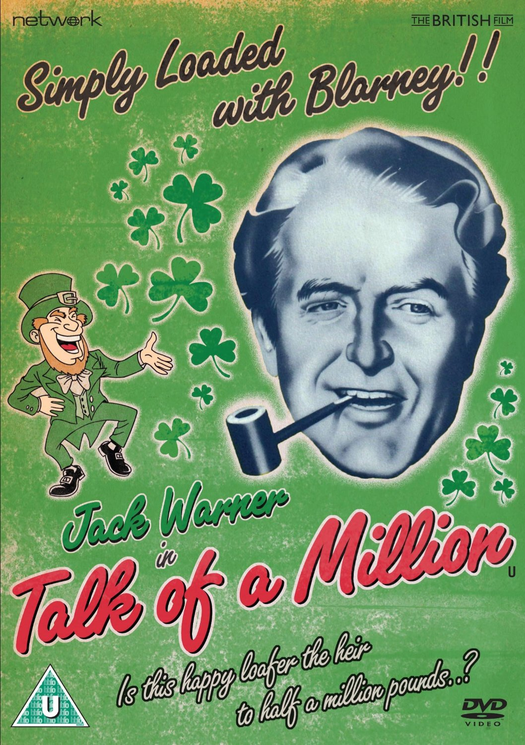 Talk Of A Million (1951) (DVD)