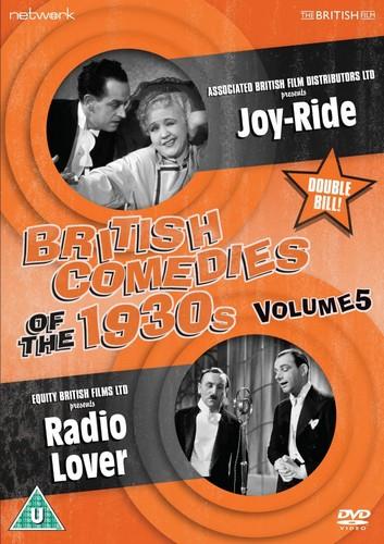 British Comedies Of The 1930S - Volume 5 (DVD)