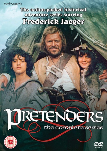 The Pretenders: The Complete Series (DVD)
