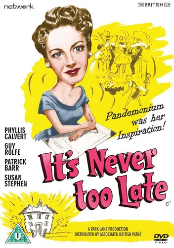 It'S Never Too Late (DVD)
