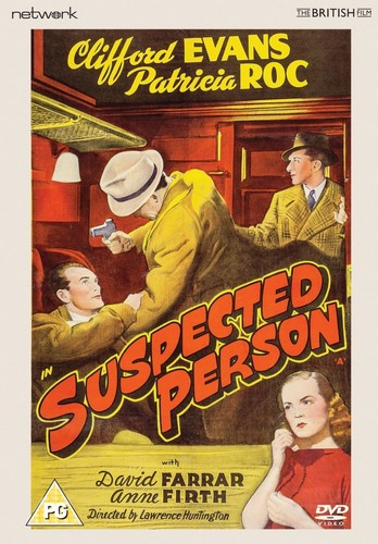 Suspected Person (DVD)