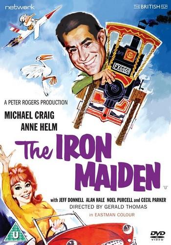 The Iron Maiden (DVD)