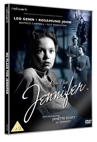 No Place For Jennifer (DVD)