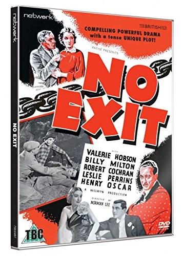 No Exit (DVD)
