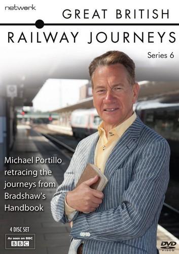 Great British Railway Journeys - Series 6 (DVD)