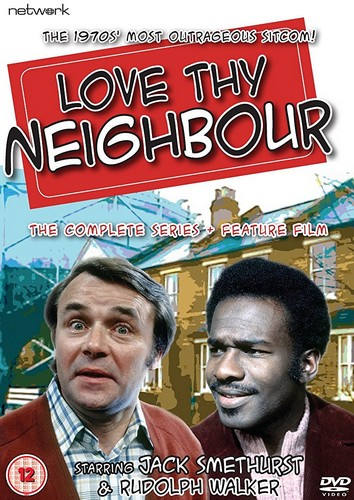 Love Thy Neighbour - The Complete Series (DVD)