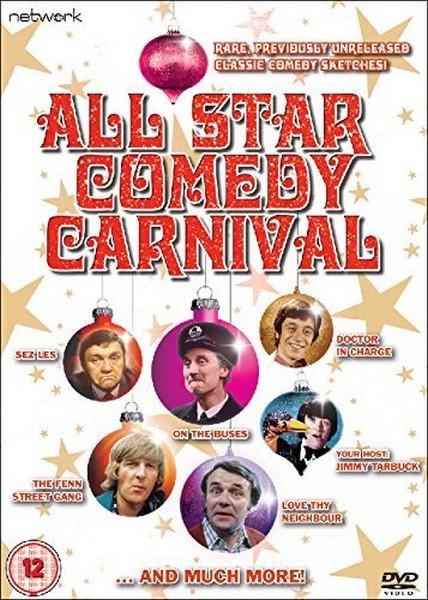 All Star Comedy Carnival (DVD)