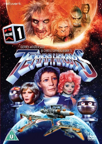 Terrahawks: The Complete First Series (DVD)