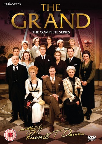 The Grand: The Complete Series (DVD)