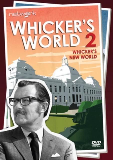 Whicker'S World 2: Whicker'S New World (DVD)