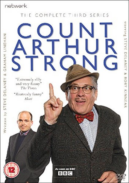 Count Arthur Strong: The Complete Third Series (DVD)