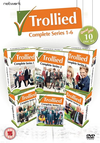Trollied: Complete Series 1 To 6 (DVD)
