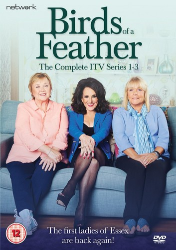 Birds of a Feather: The Complete ITV Series 1 to 3 (DVD)