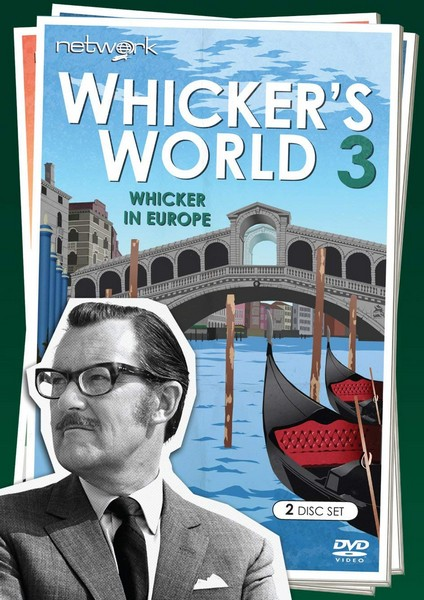 Whicker'S World 3: Whicker In Europe (DVD)