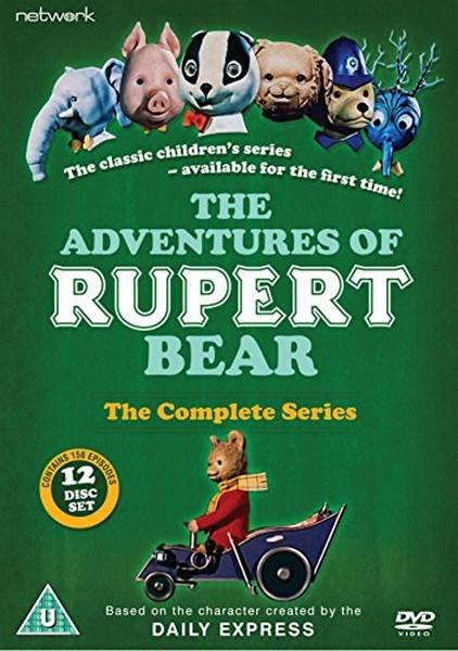 The Adventures Of Rupert Bear (DVD)