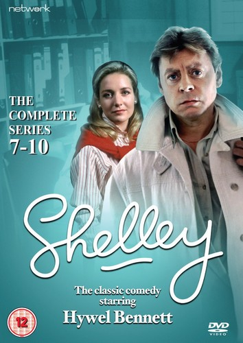 Shelley: The Complete Series 7 to 10 [DVD]