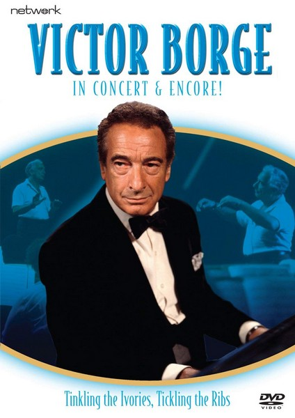 Victor Borge: In Concert & Encore! (DVD)
