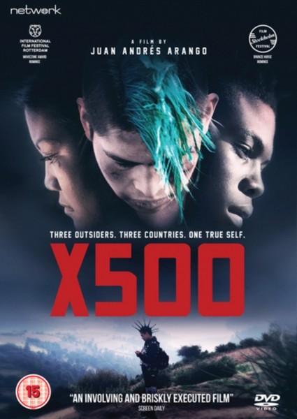 x500 [DVD]