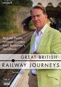 Great British Railway Journeys: Series Ten (DVD)
