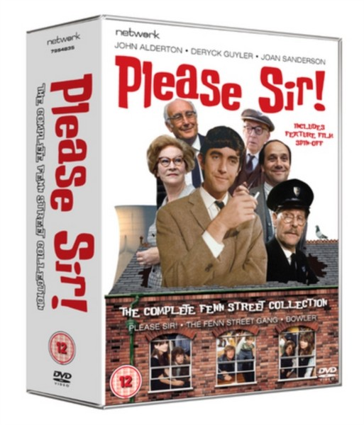 Please Sir!: The Complete Fenn Street Collection [DVD]