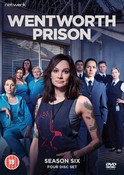 Wentworth Prison: Season Six (DVD)