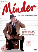 Minder: The Complete Collection (DVD)