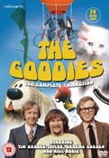 The Goodies: The Complete Collection (DVD)